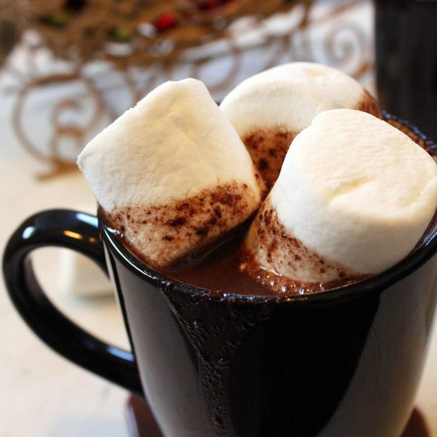 The BEST Hot Chocolate.... EVER