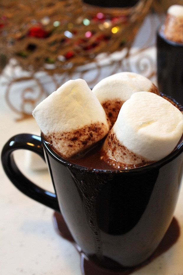 Best Ever Hot Chocolate Recipes — Dishmaps