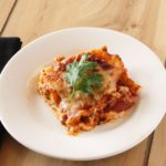 Mastering Global Cooking – Italian: Rustic Lasagna
