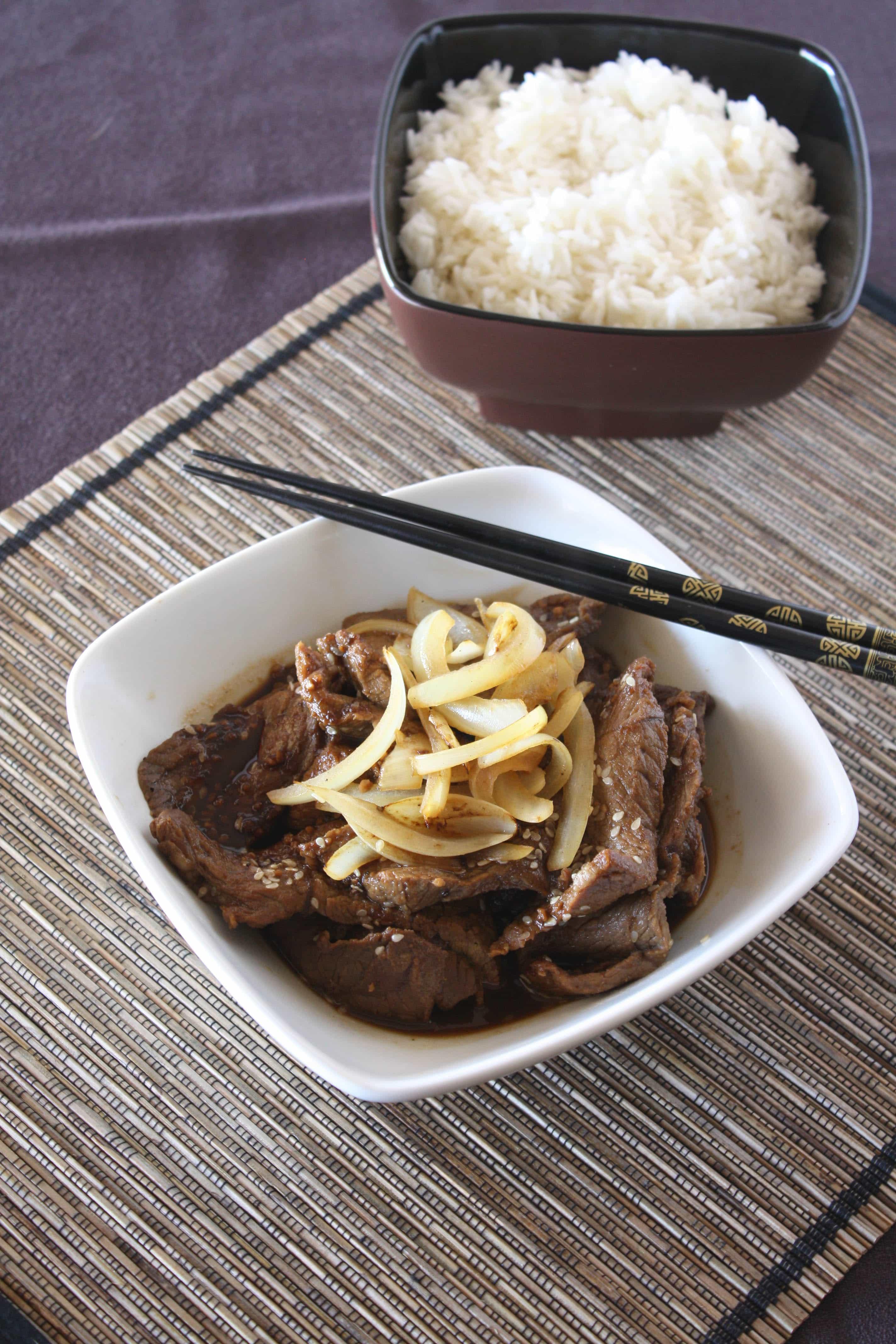 how to cook bulgogi at home
