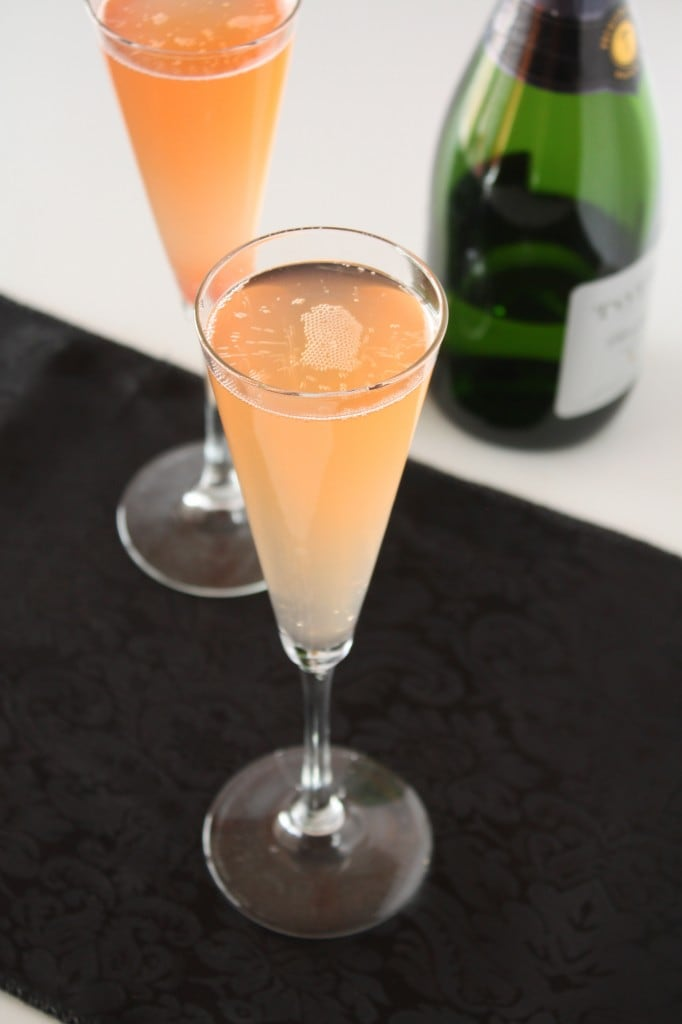 Sparkling Thanksgiving Cocktail