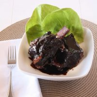 Red Cooked Short Ribs