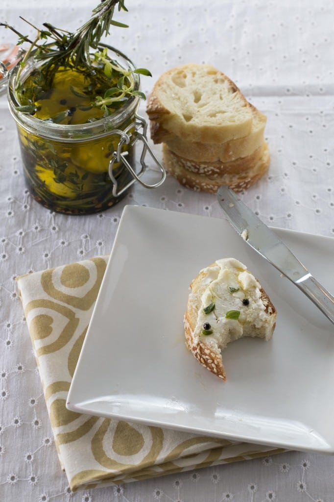 Marinated Goat Cheese_1