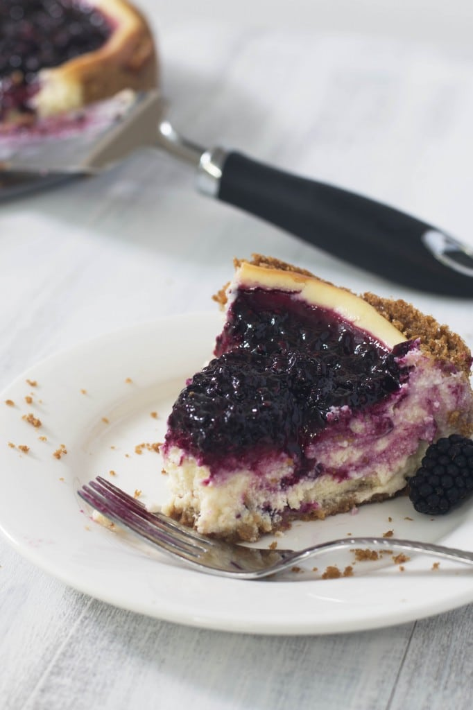 Blackberry Goat Cheesecake_1