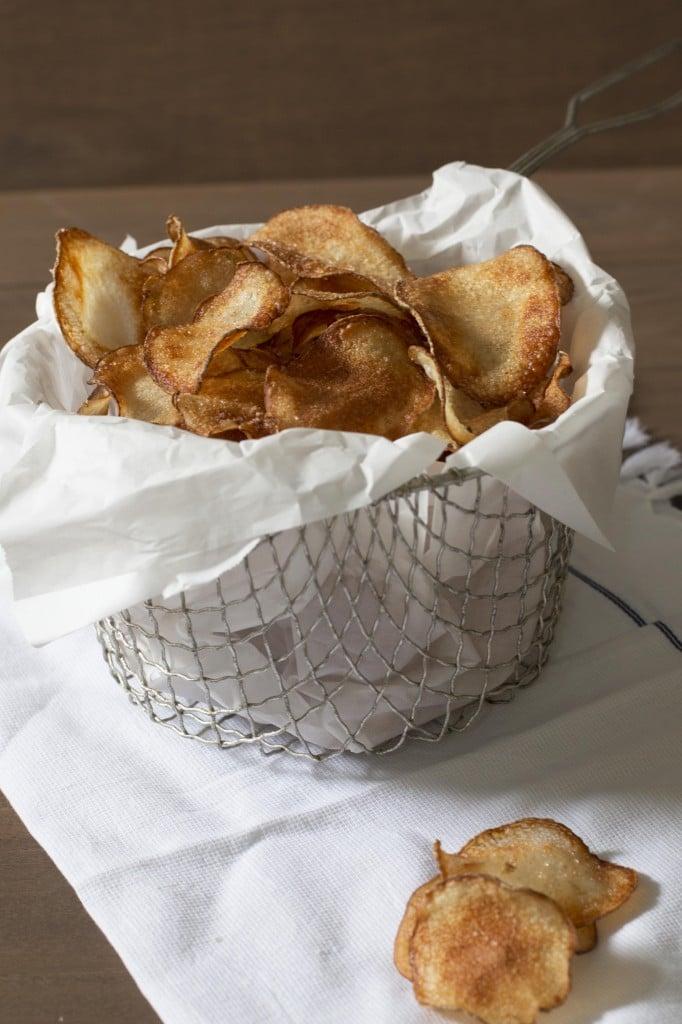 Best Ever Homemade Chips | cakenknife.com
