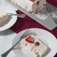 Strawberry Semifreddo_1