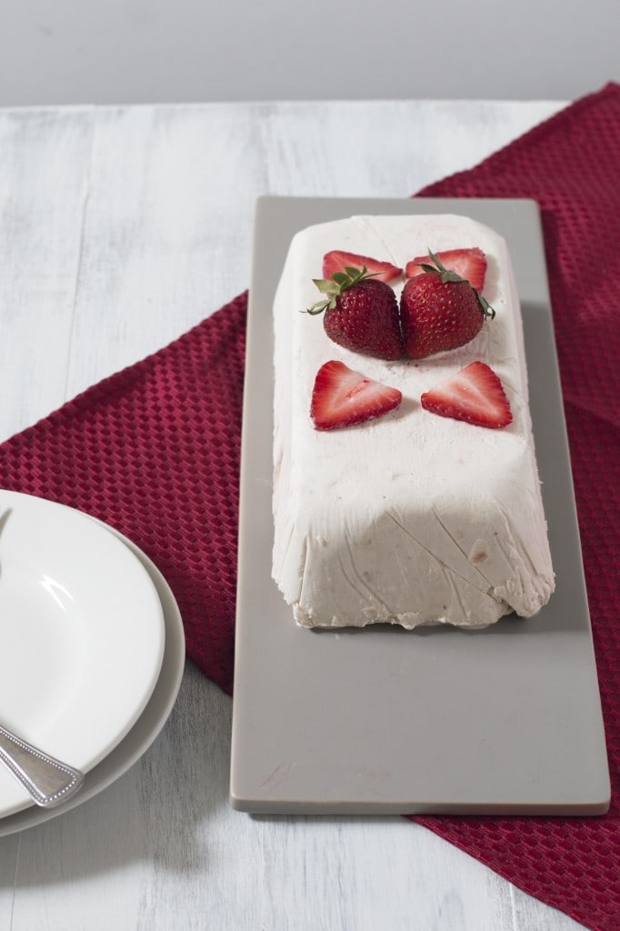 Strawberry Semifreddo_3