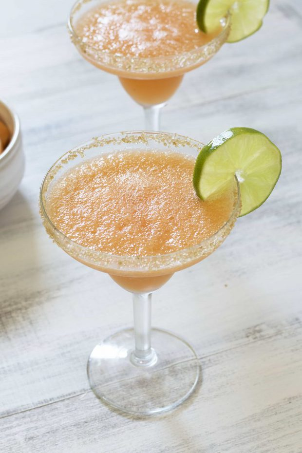 how to make a frozen margarita with triple sec