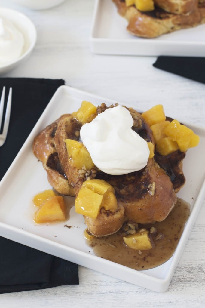 Peaches French Toast_3
