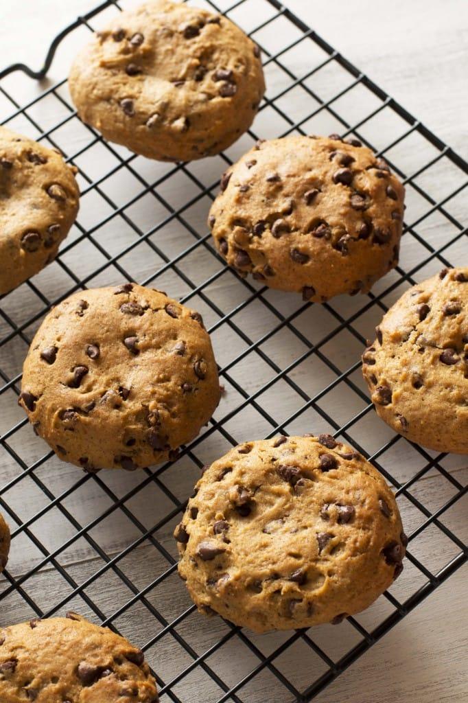 Pumpkin Caramel Cookies 1