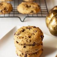 Pumpkin Caramel Cookies 3