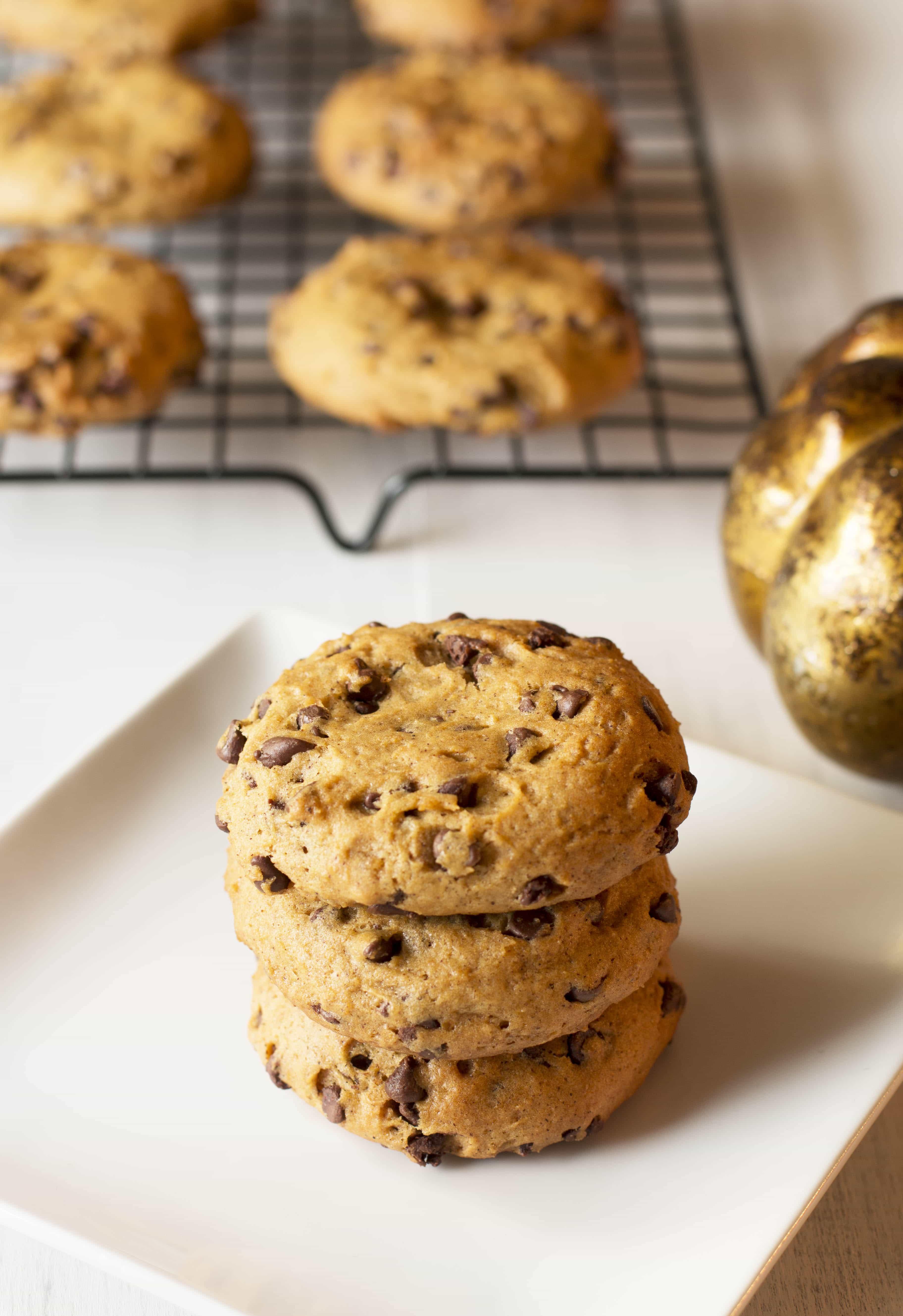 Caramel Apple N' Chocolate Chip Cookies Recipes — Dishmaps