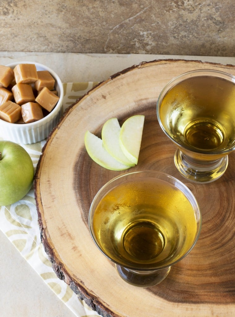 Caramel Apple Martini 4