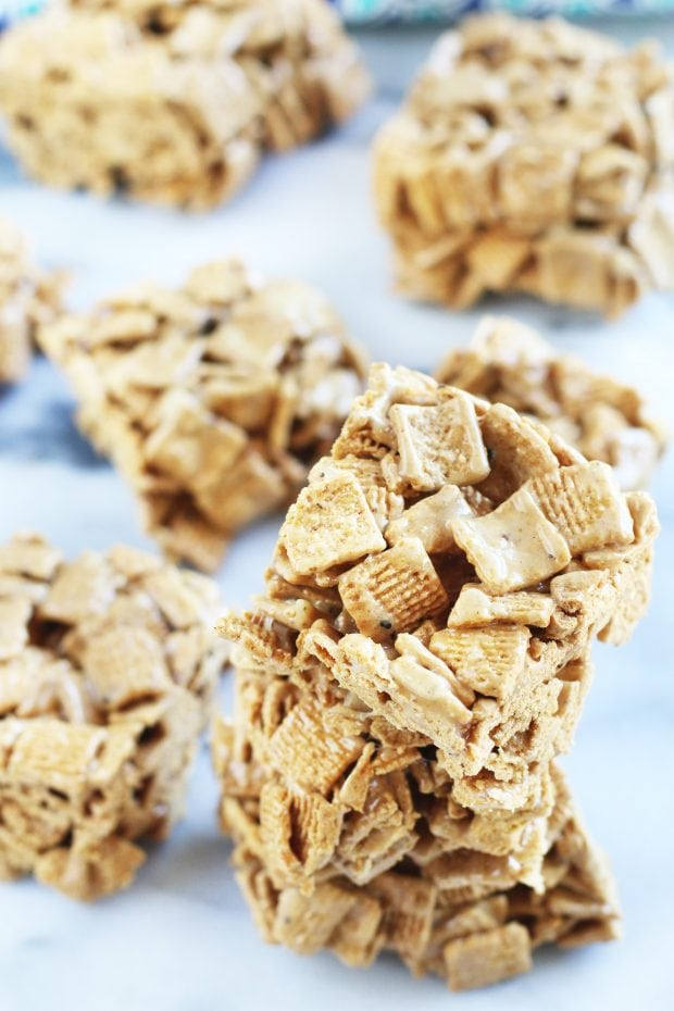 Golden Grahams Marshmallow Cereal Treats