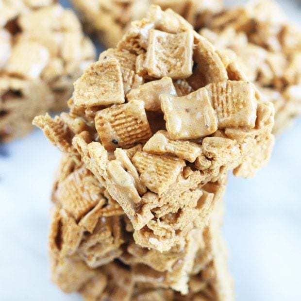 Golden Grahams Marshmallow Cereal Treats