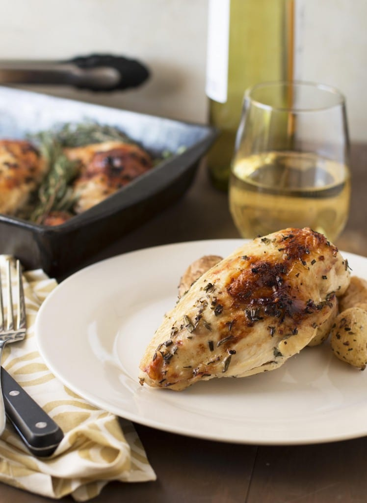 Roasted Chicken and Herbs 3