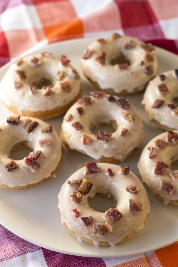 Maple Bacon Donuts 2