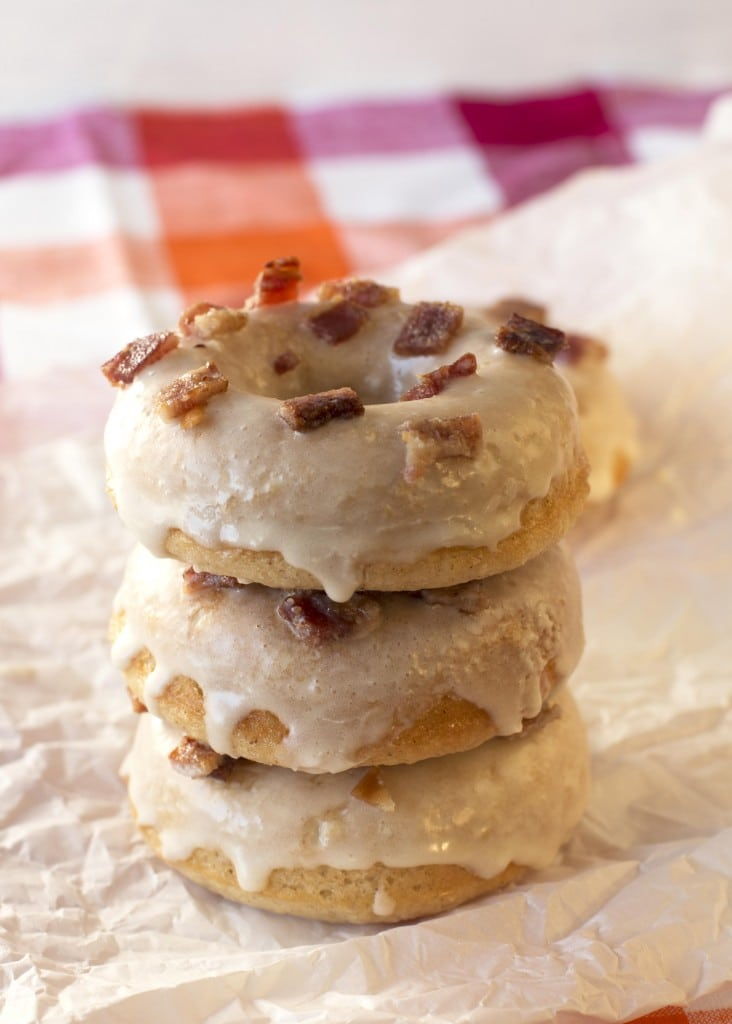 Maple Bacon Donuts 3