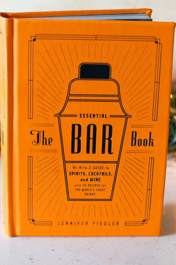 The Essential Bar Book Review & Hot Buttered Rum | cakenknife.com