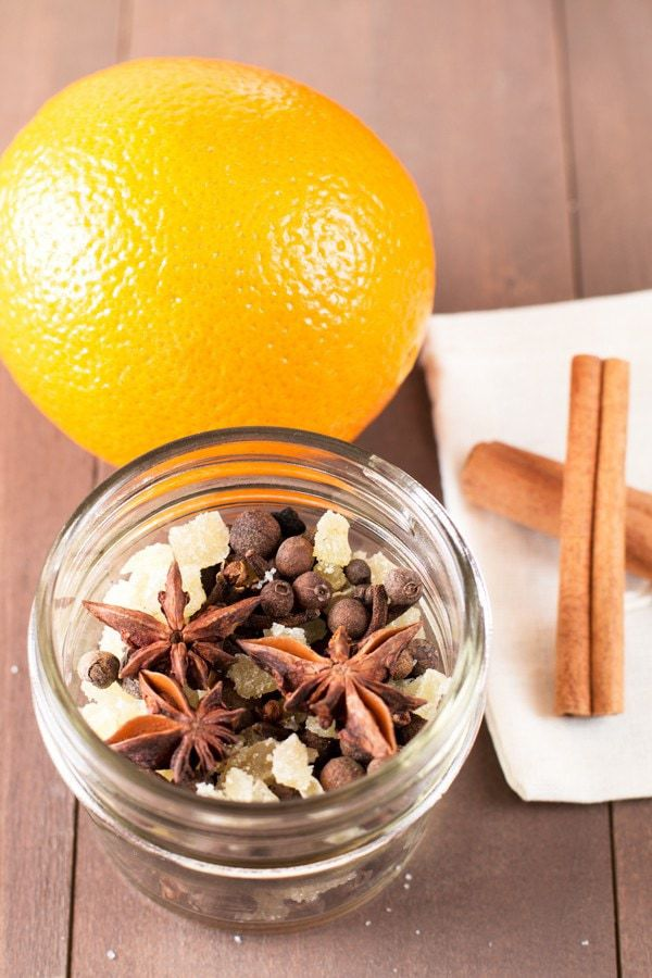 Perfect Mulled Wine | cakenknife.com