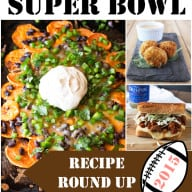 Super Bowl Recipe Round Up | cakenknife.com