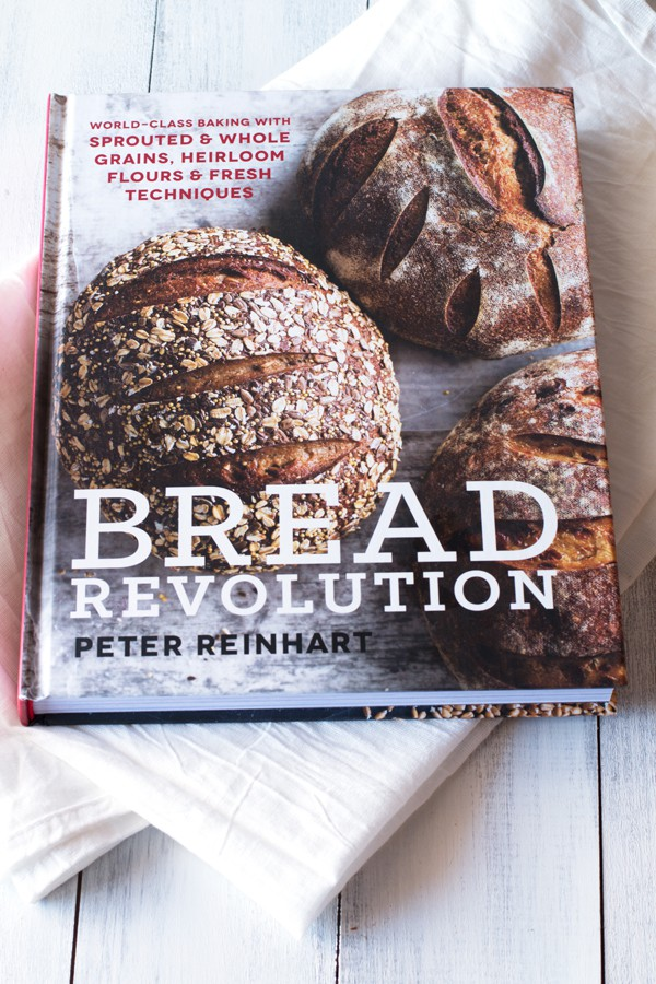 Bread Revolution Cookbook Review + Apricot Almond Spelt Quick Bread | cakenknife.com