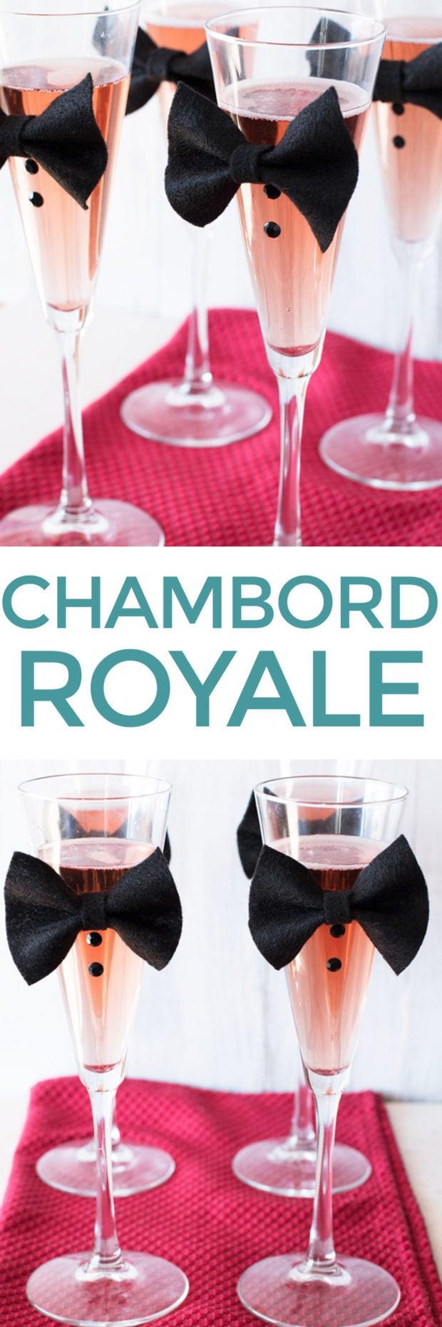 Oscar Chambord Royale