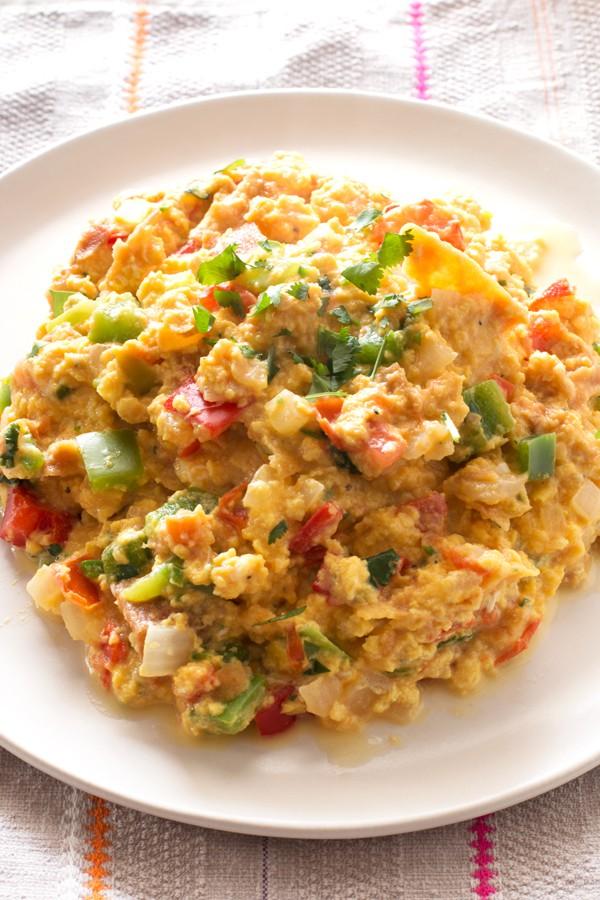 Migas - the ultimate breakfast | cakenknife.com..