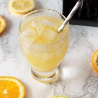 Boozy Orangeade