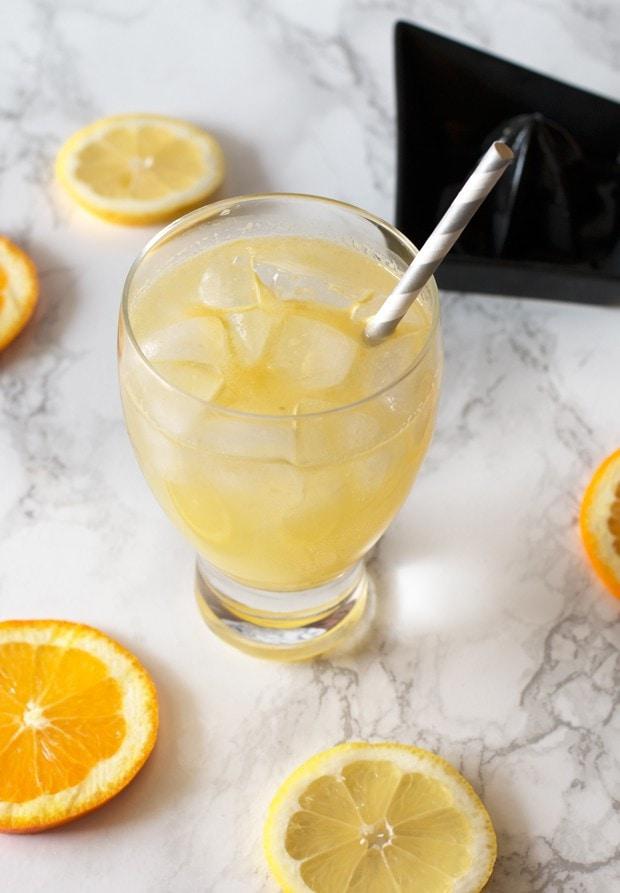 Boozy Orangeade   cakenknife.com