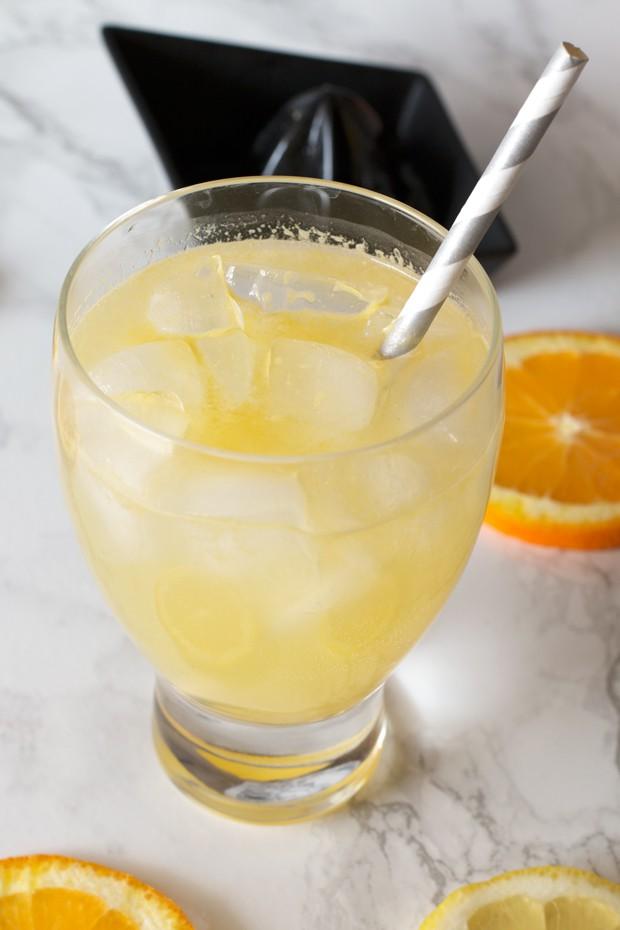 Boozy Orangeade | cakenknife.com