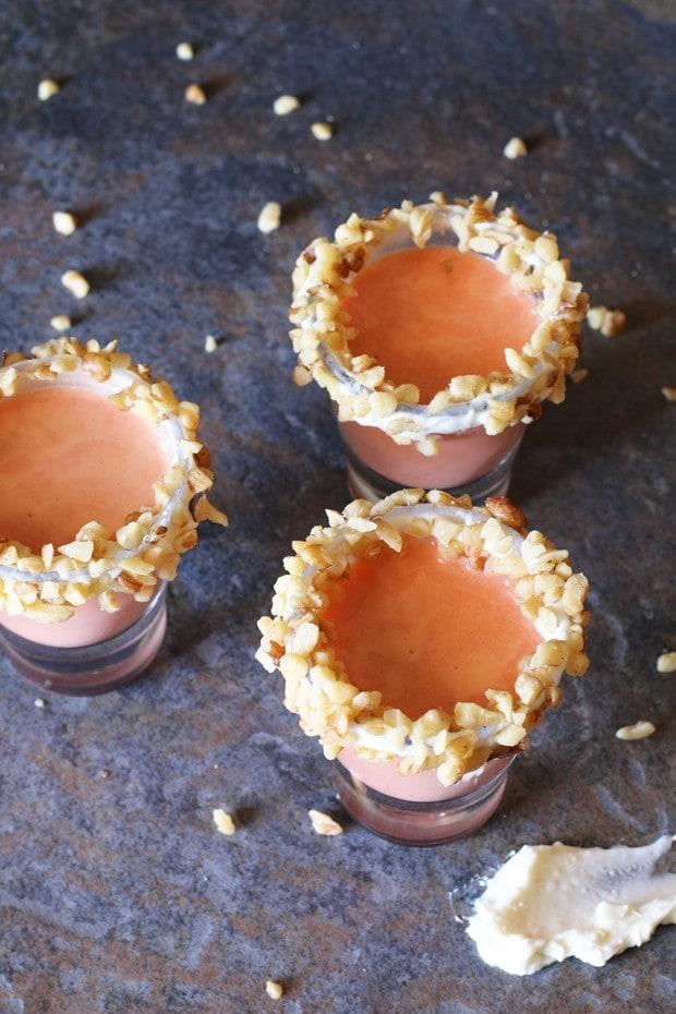 Carrot Cake Shot   cakenknife.com