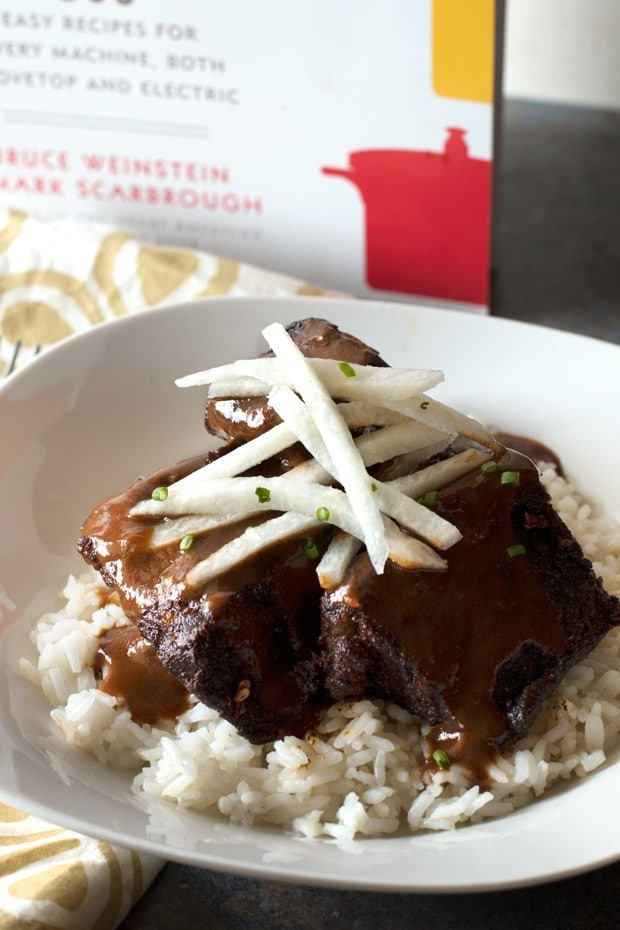 Cookbook Review with Twice-Cooked Crispy Short Ribs | cakenknife.com