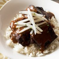 Twice-Cooked Crispy Short Ribs