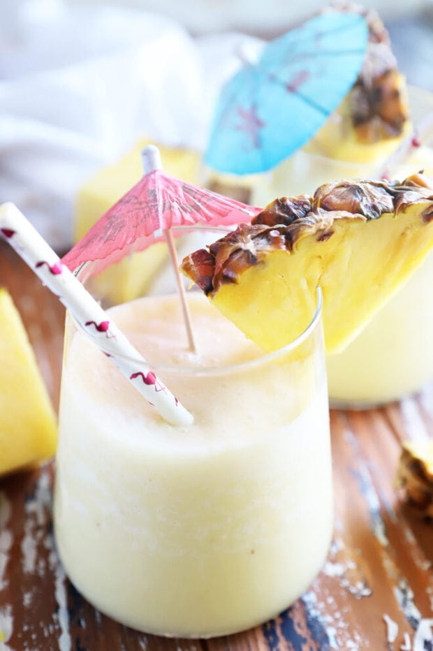 Skinny Piña Colada Recipe Photo