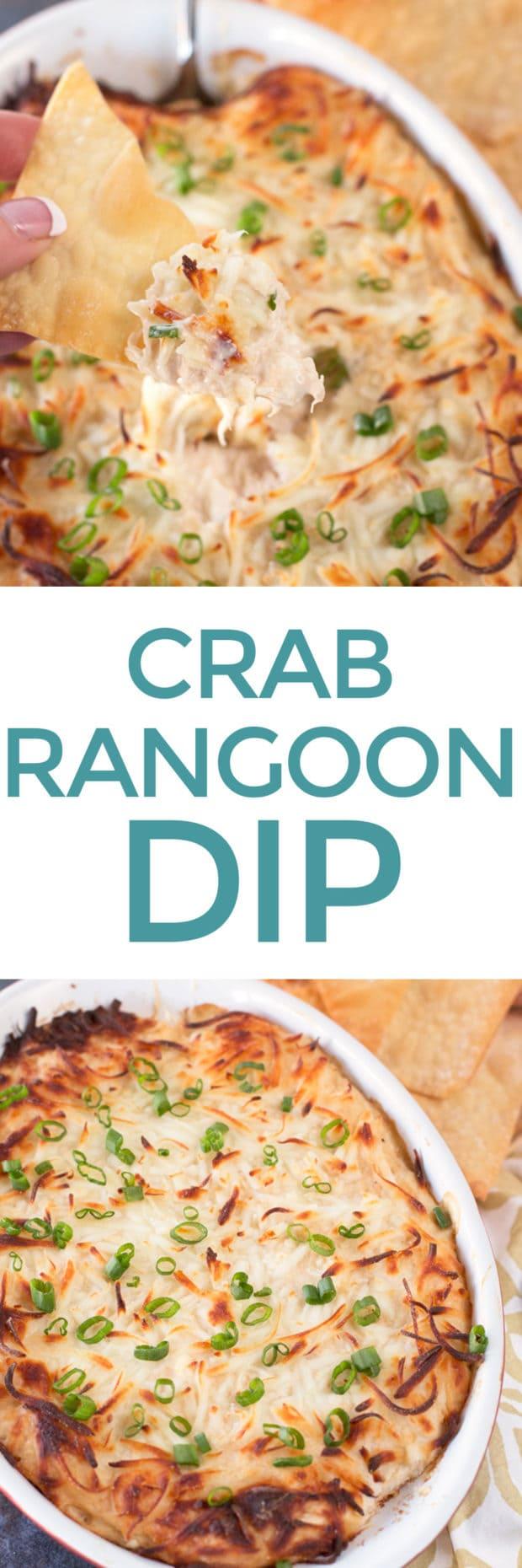 Crab Rangoon Dip | cakenknife.com