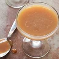 Salted Caramel Manhattan | cakenknife.com