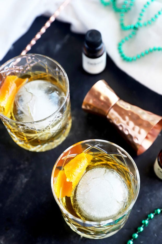 Jameson old fashioned cocktail recipe image