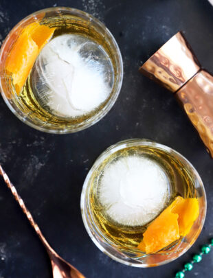 Thumbnail image for Jameson old fashioned