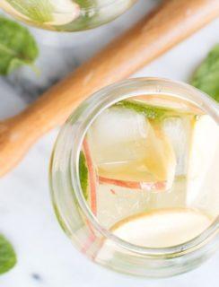 Apple Mojito Recipe | cakenknife.com