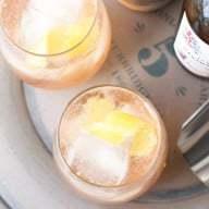 Gin Sling Cocktail Recipe   cakenknife.com