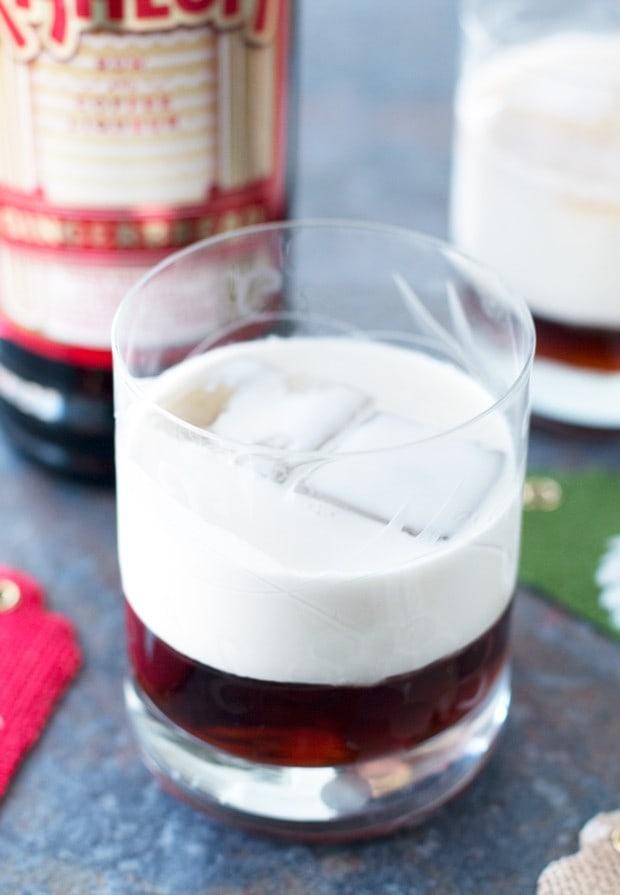 Gingerbread White Russian   cakenknife.com