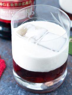 Gingerbread White Russian | cakenknife.com