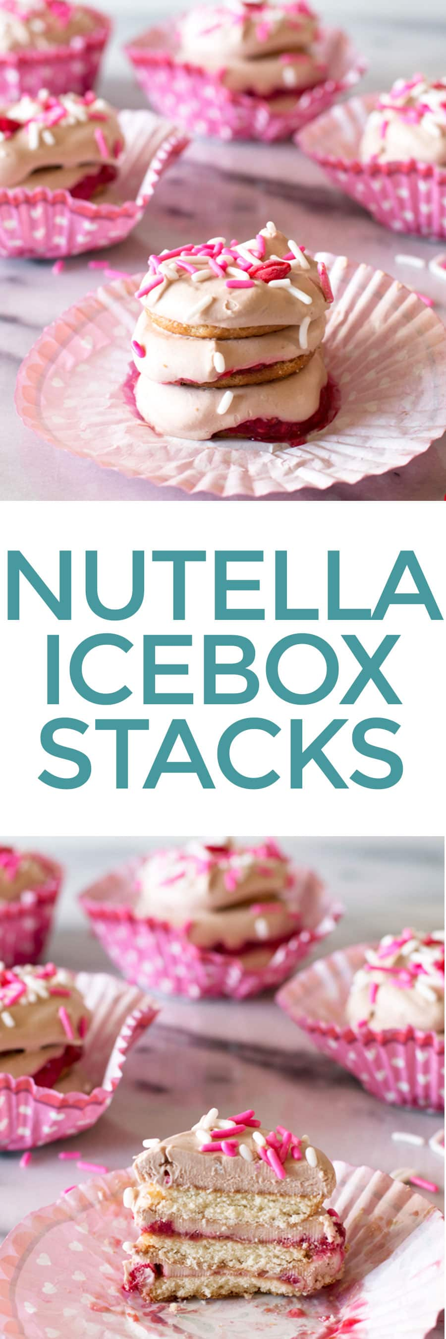 Nutella Icebox Stacks | cakenknife.com