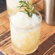 Pineapple Rosemary Smash | cakenknife.com