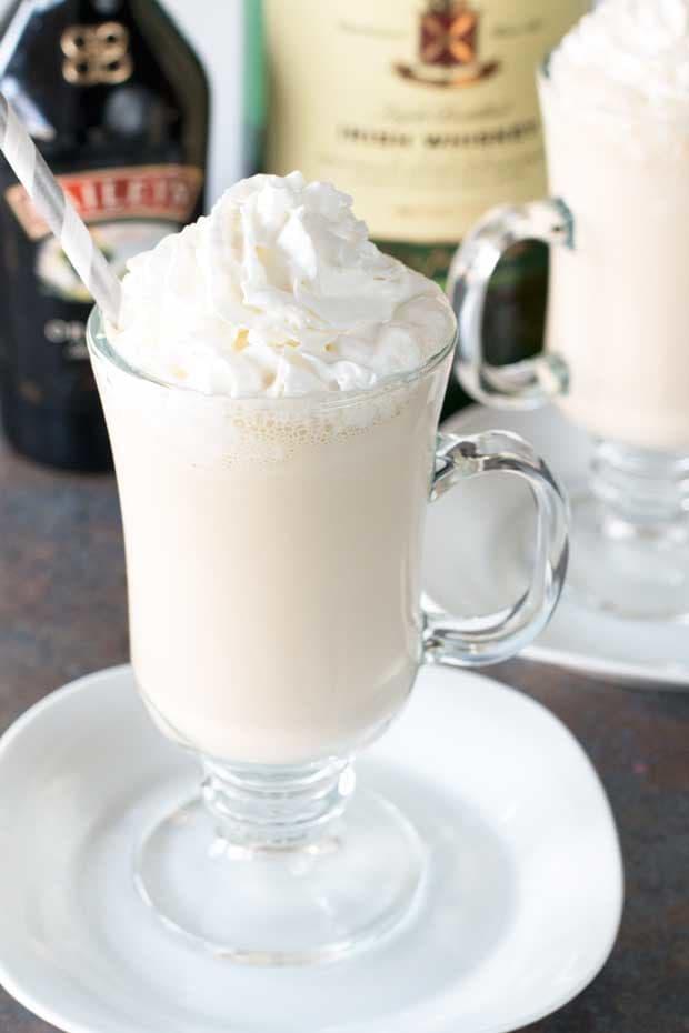 Bailey's Irish Coffee Shake   cakenknife.com