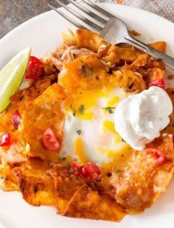 Chilaquiles (aka Hangover Food) | cakenknife.com