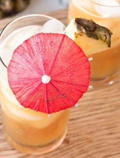 Key West Mai Tai & Secrets to Dining in Key West | cakenknife.com