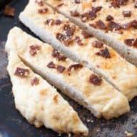 Bacon Parmesan Quick Bread   cakenknife.com