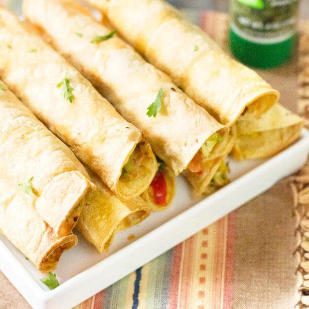 Breakfast Taquitos | cakenknife.com